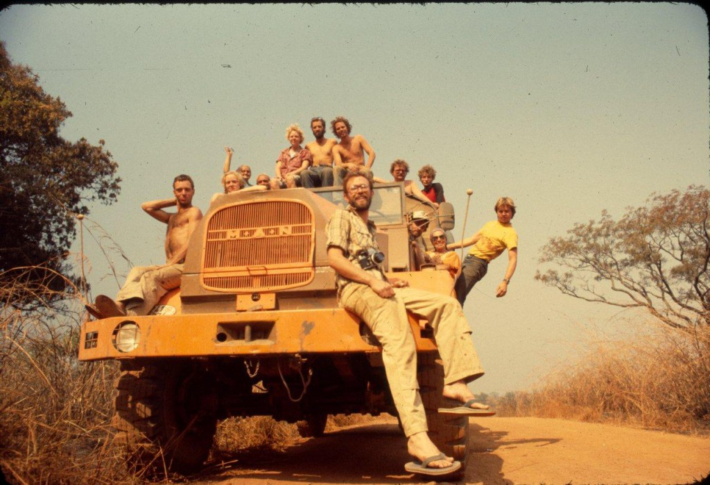 Early Days of Tusker Trail