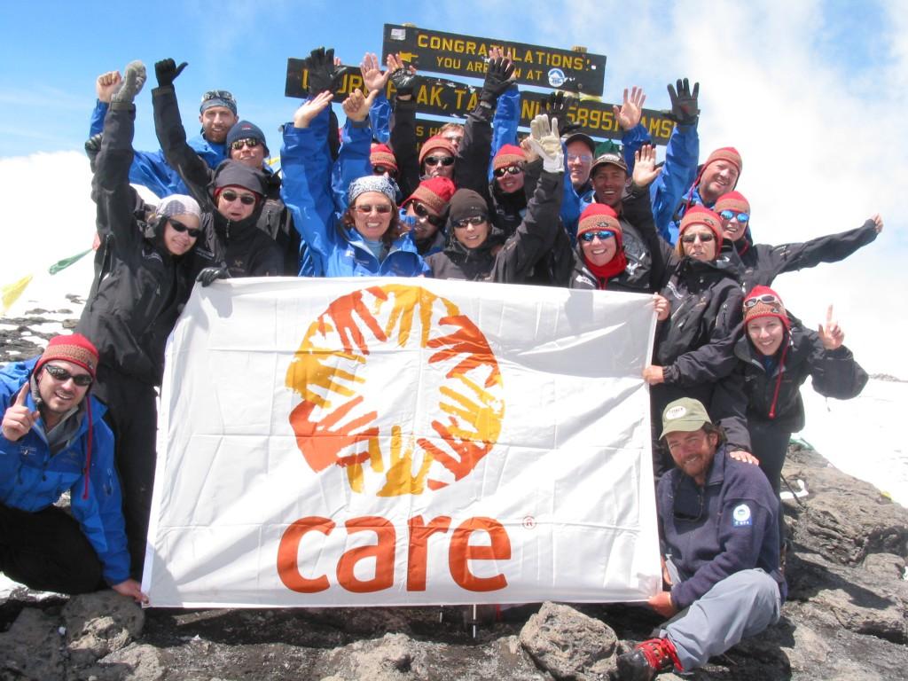Tusker Trail Charity Fundraising Kilimanjaro Climb