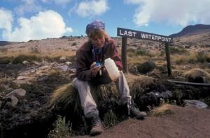 Climb Kilimanjaro Water