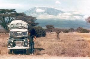 Eddie Frank Kilimanjaro Legacy