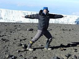 Kilimanjaro Climb Crater