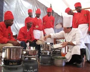Tusker Kilimanjaro Adventure Cuisine