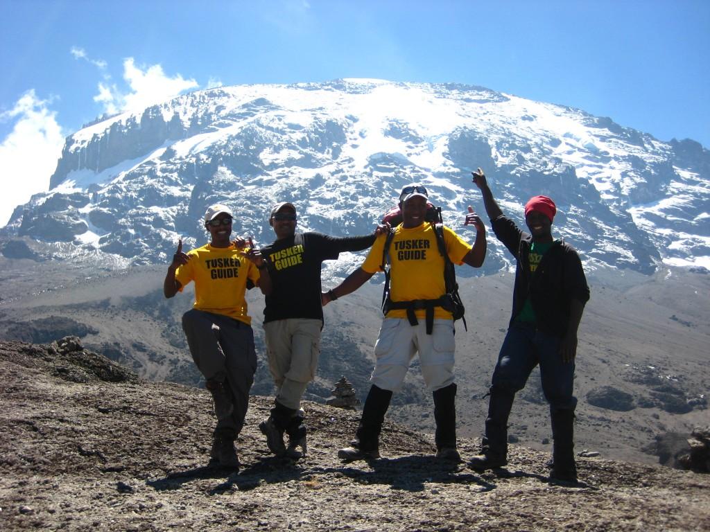 Tusker Kilimanjaro Guides