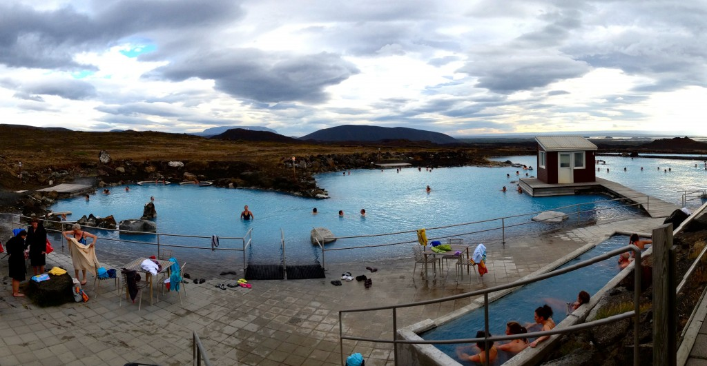 Mývatn Nature Baths in Iceland