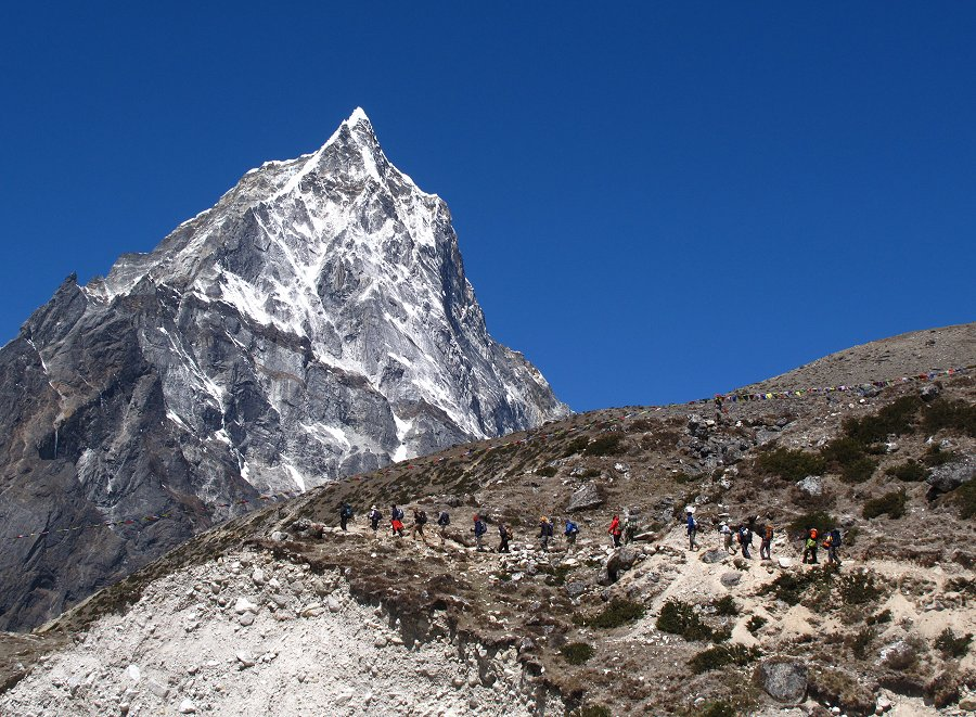 Tusker Everest Base Camp Trek