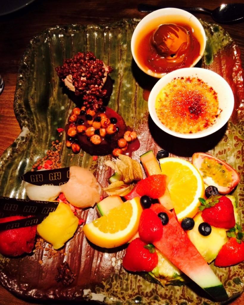 Iceland dessert