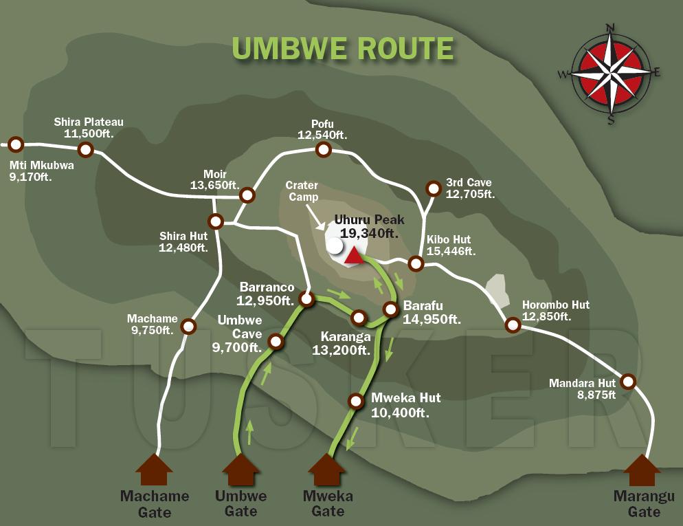 Umbwe