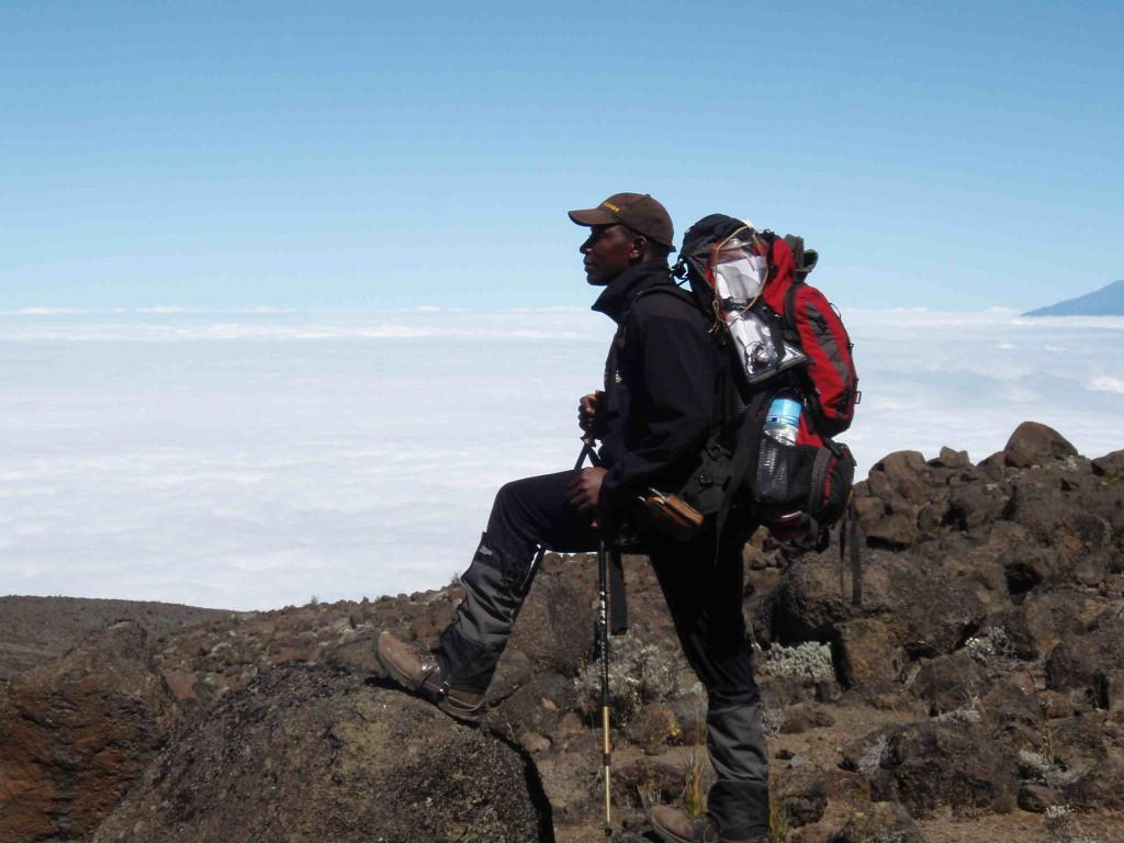 Tusker Kilimanjaro guide