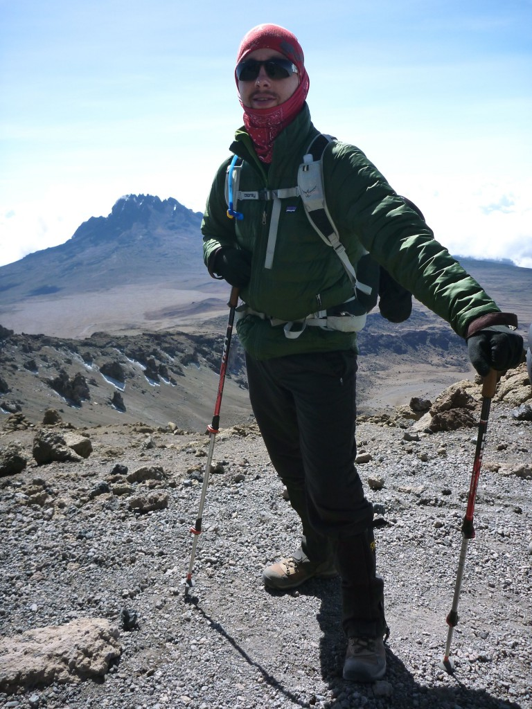 Proper gear for Kilimanjaro