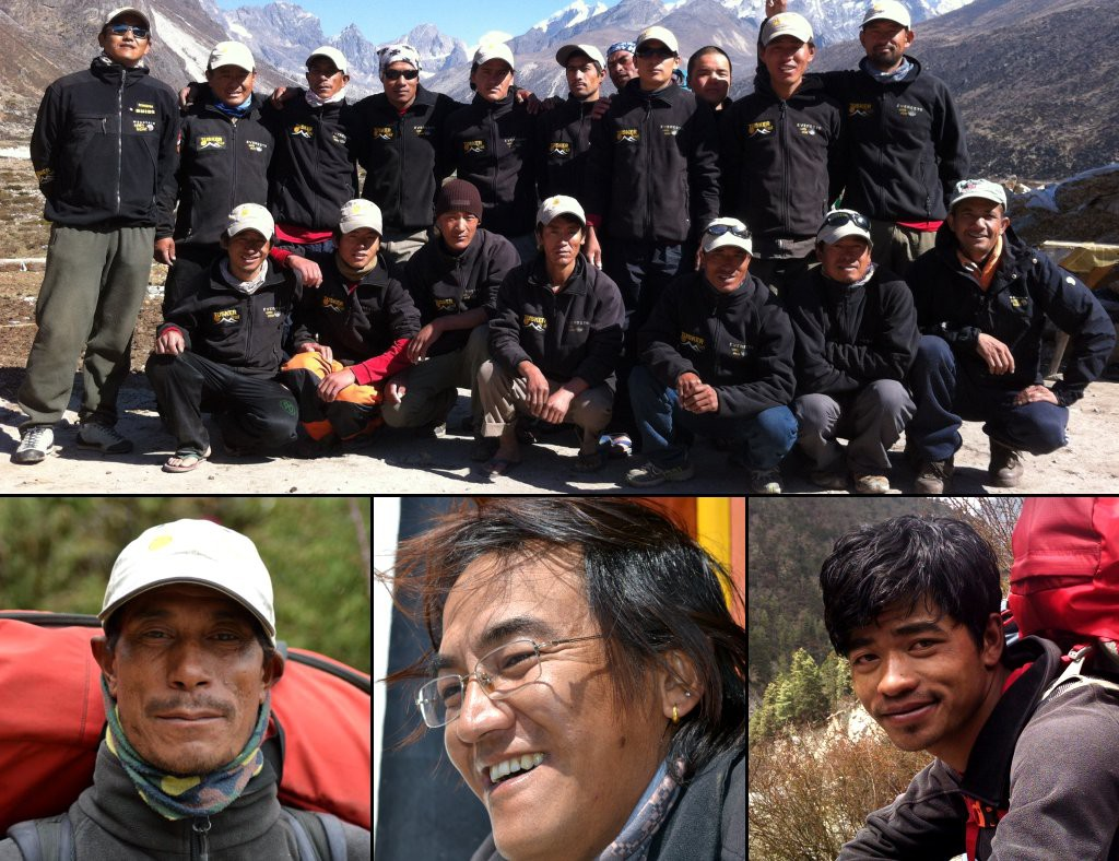 Tusker Nepali Crew Relief Fund