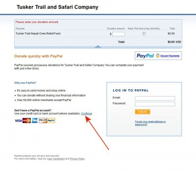 How to use PayPal from a country other than the US