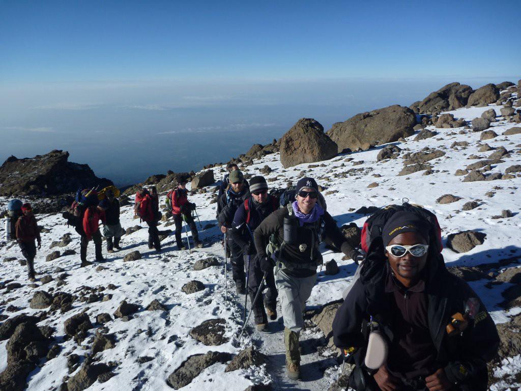 Tusker Trail Kilimanjaro Climb