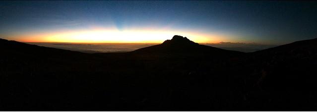 Mawenzi Peak, Kilimanjaro - By Troy Paff