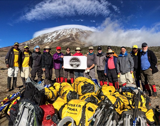 Team Kilimanjaro with Tusker Trail - By Troy Paff