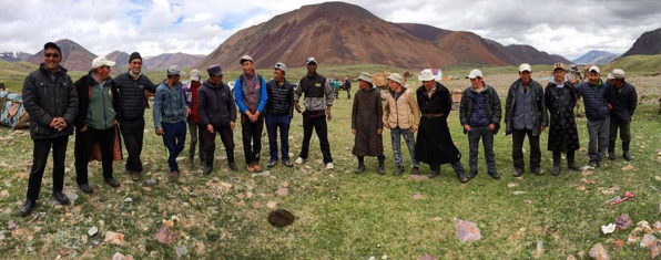 Tusker Mongolia Trek