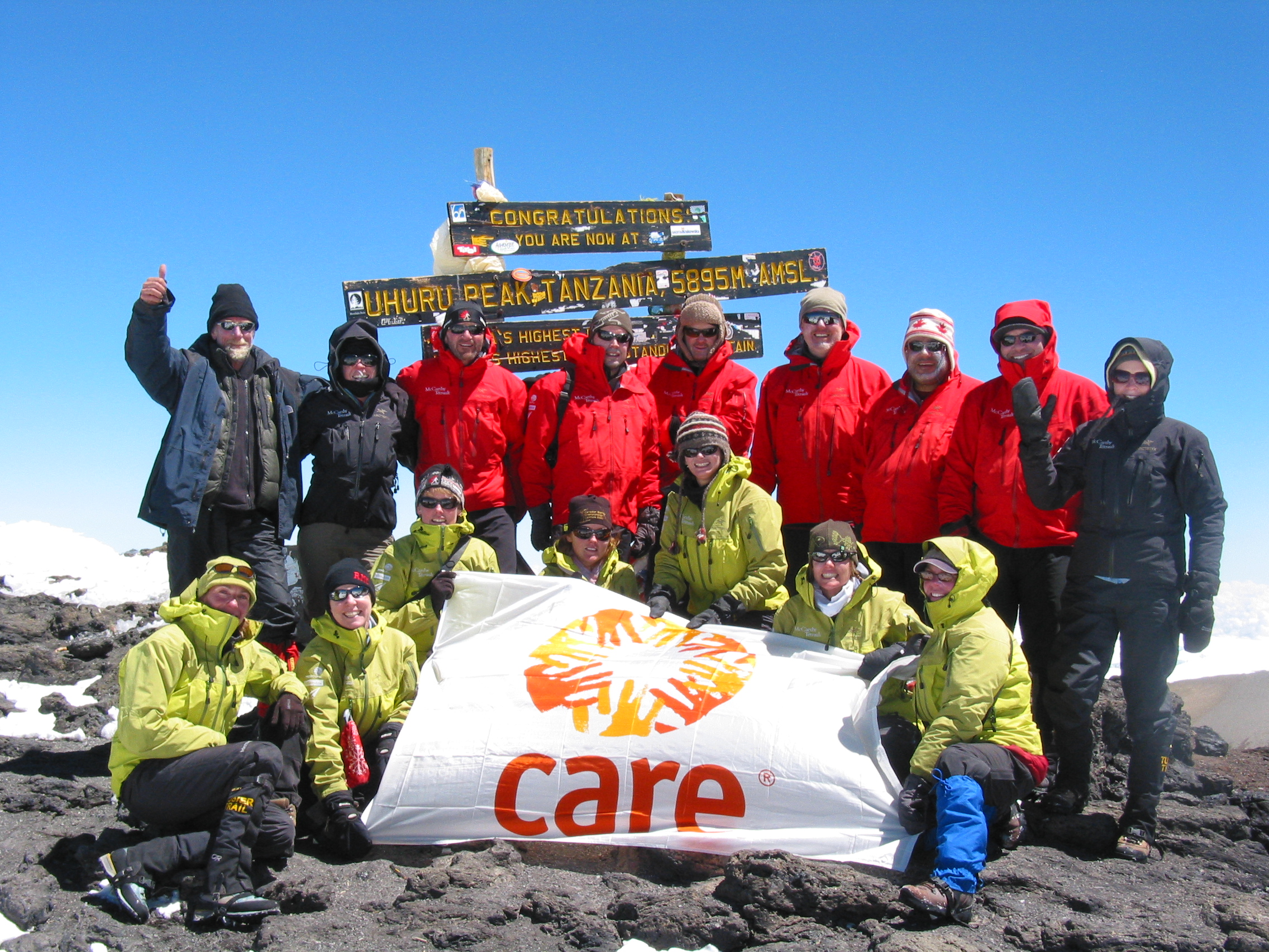 Dan Walker to climb Mount Kilimanjaro for Comic Relief ...