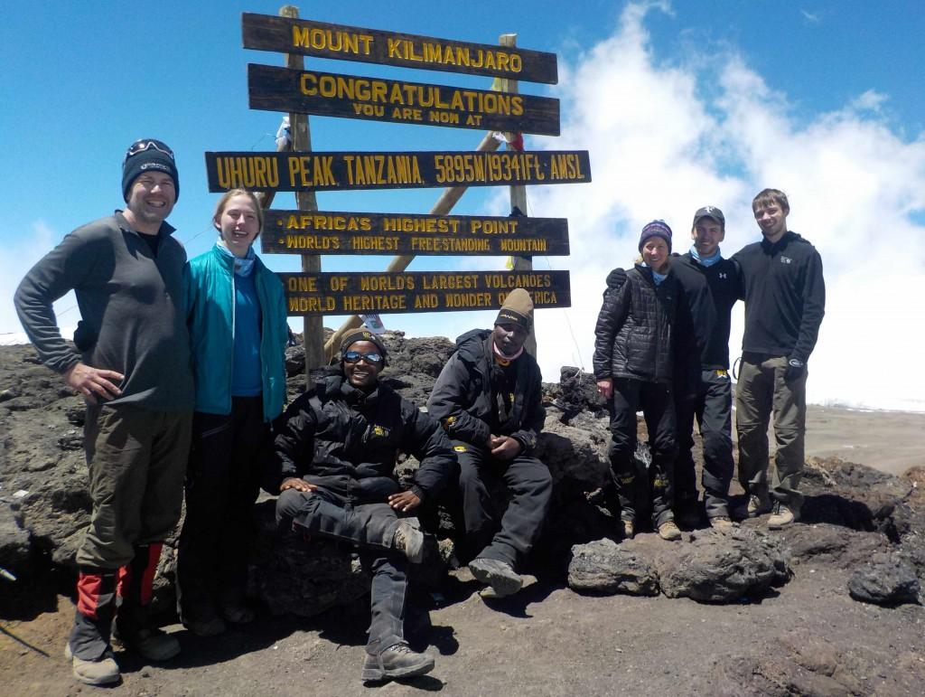 Tusker Kilimanjaro Alumni - Donnelly 3
