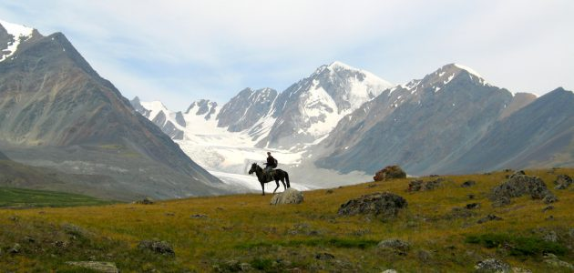 MONGOLIA OFFERS ADVENTURE LIKE NO OTHER PLACE ON EARTH