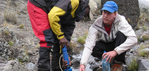 HOW TO STAY HEALTHILY HYDRATED ON THE TRAIL