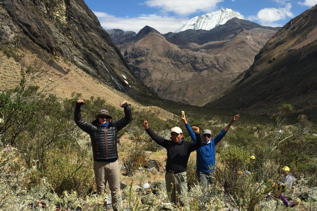 Tusker Trail Peru Trek