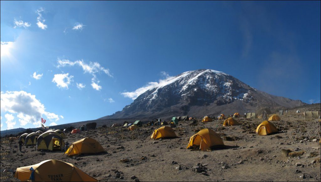 Tusker Kilimanjaro Climb