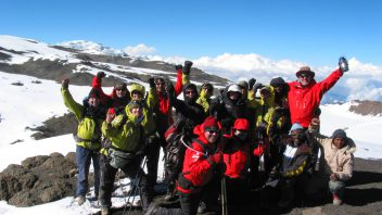 THE GUIDE TO KILIMANJARO SUCCESS