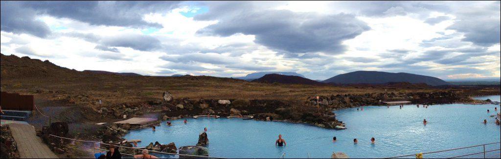 Iceland Geothermal Baths