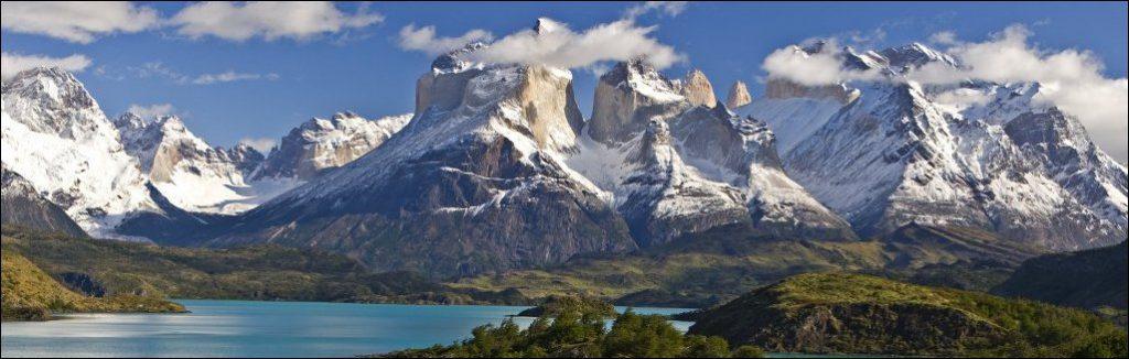 Tusker Trail Patagonia Trek