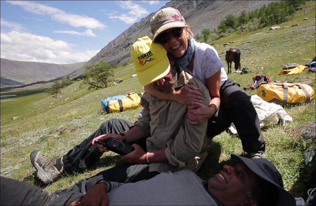 Tusker's Mongolia Trek
