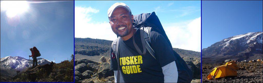 Tusker's Kilimanjaro Guide