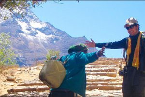 Everest Base Camp: Spring VS Fall?