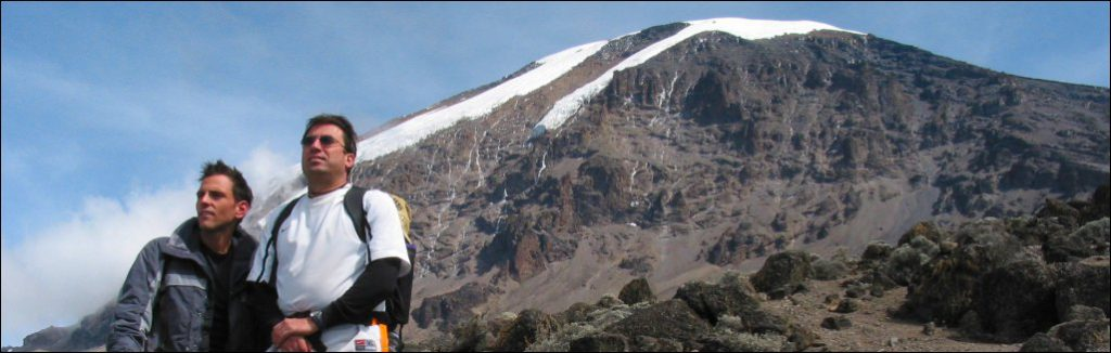 Kilimanjaro Machame Climbing Route