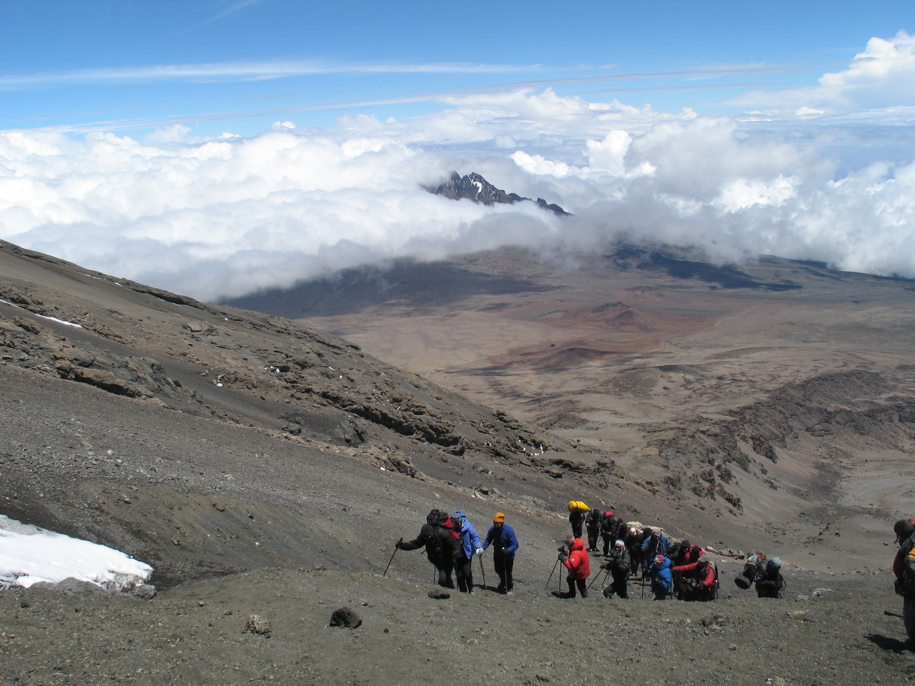 how-high-is-mount-kilimanjaro