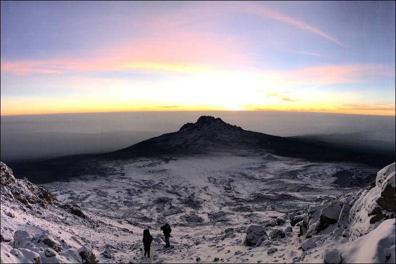 Kilimanjaro Charity CLimb