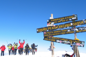 The Spiral Route Adds an Eighth Option to Kilimanjaro's Routes