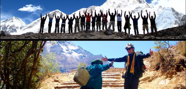 Your First Trek in Nepal