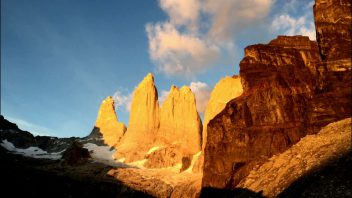 Photographing Patagonia