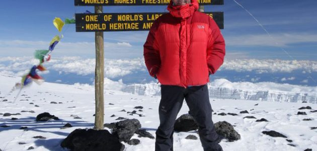 Climb Kilimanjaro with a Knee Replacement