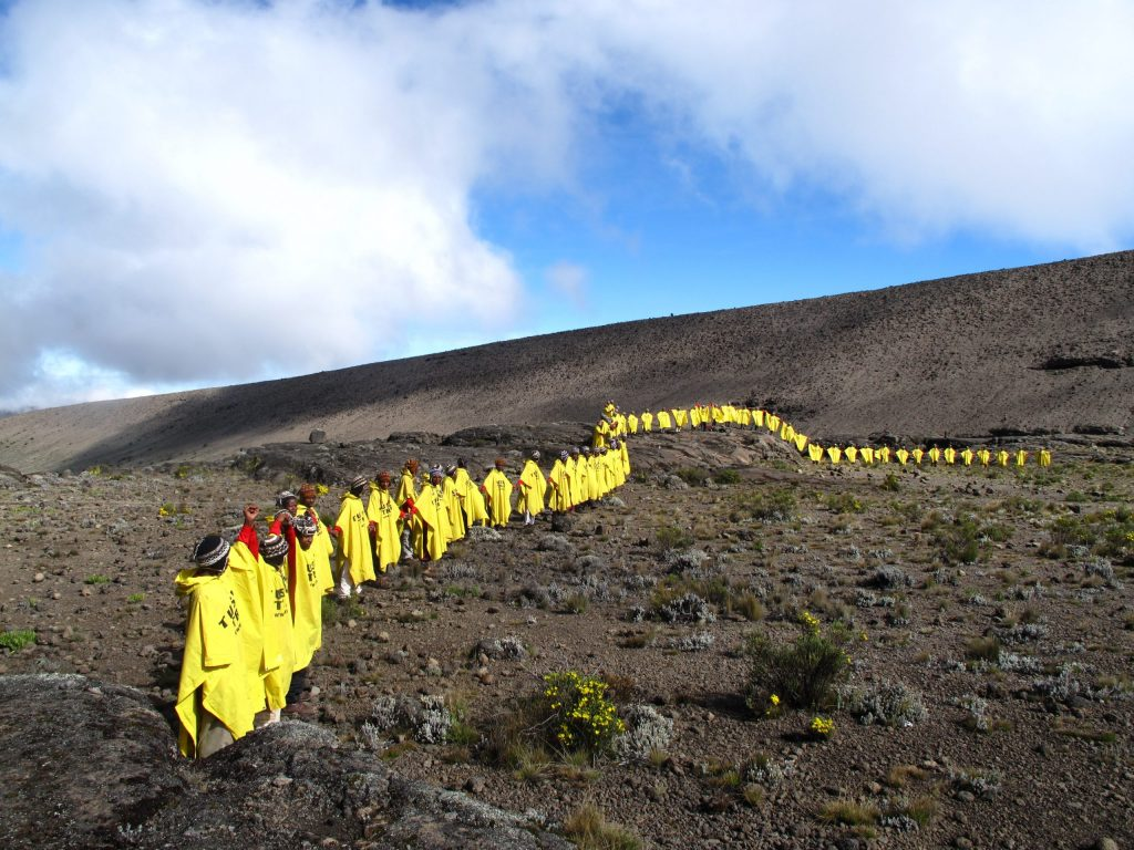 Kilimanjaro Guides Porters Tusker